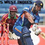 WEST INDIES VS INDIA 3RD ODI