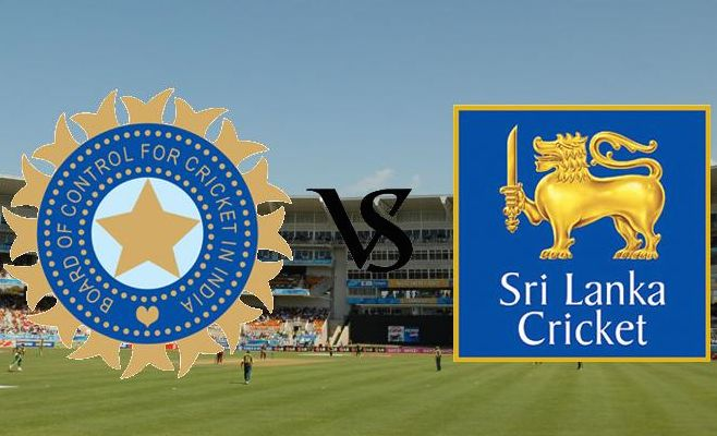 Sri Lanka VS India TEST MATCH
