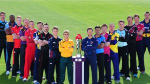 NatWest t20 Blast, North Group Northamptonshire v Yorkshire at Northampton, Jul 11, 2017