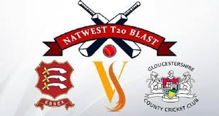 Essex VS Gloucestershire 2017 07 29 11:00PM
