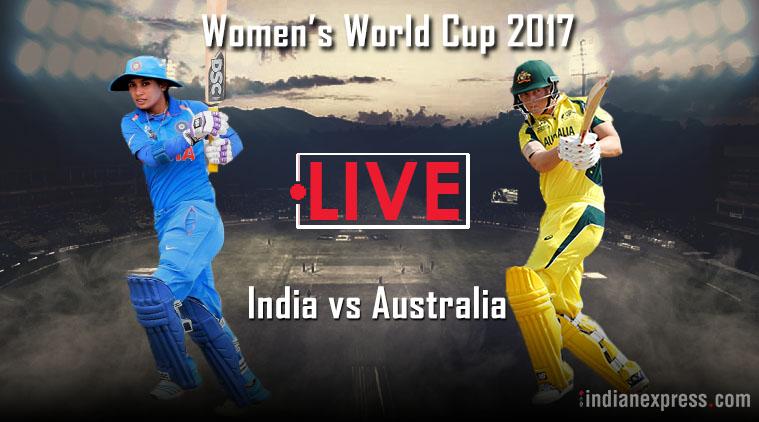 AUSTRALIA WOMEN VS INDIA WOMEN WORLD CUP
