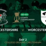GLOUCESTERSHIRE VS WORCESTERSHIRE 12 JUL 10:30PM:PK
