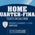 Derbyshire VS  Hampshire 22 08 17 10:30PM