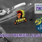 Ruby Trichy Warriors VS  Lyca Kovai Kings 14 08 17 6:45PM
