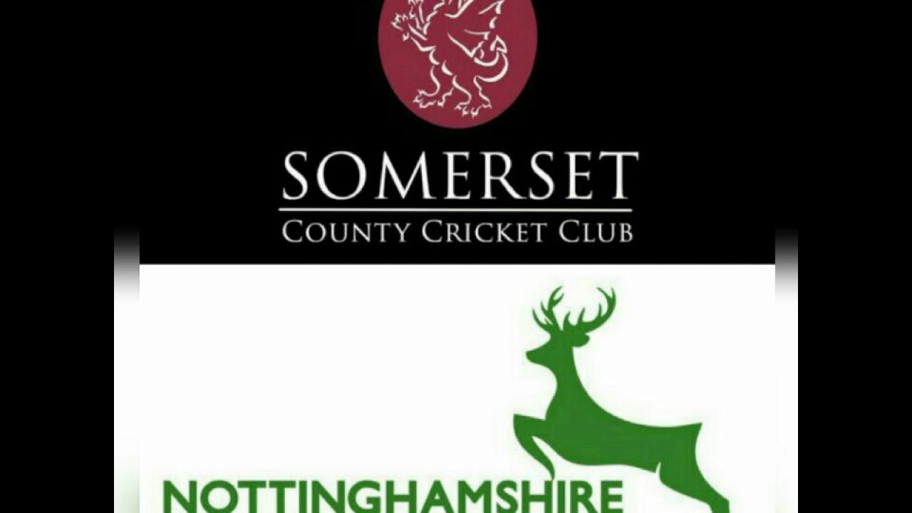 Nottinghamshire v Somerset 24 08 17 10:30pm