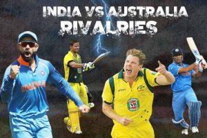 India VS Australia 17 09 2017 01:00PM