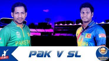 28 09 2017 11:00AM pakistan vs sri lanka