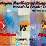 23 09 17 06:45PM Belagavi Panthers VS  Bijapur Bulls