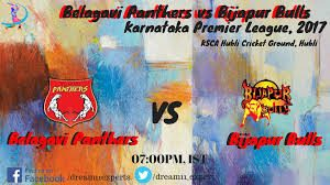 23 09 17 06:45PM Belagavi Panthers VS  Bijapur Bulls