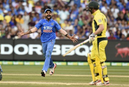INDIA VS AUSTRALIA T20 10 10 2017 06::30PM